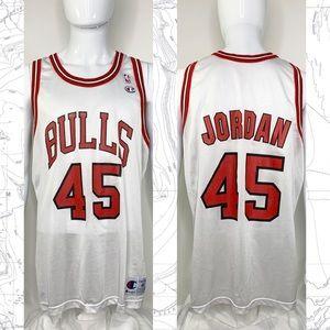 Other - NBA Michael Jordan 45 Champion Bulls Jersey